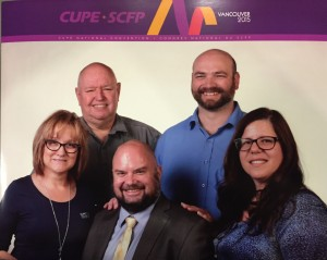 CUPE 718 Executive